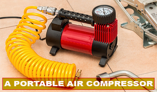 How to Use a Portable Air Compressor