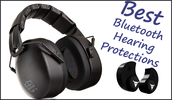 Best Bluetooth Hearing Protections
