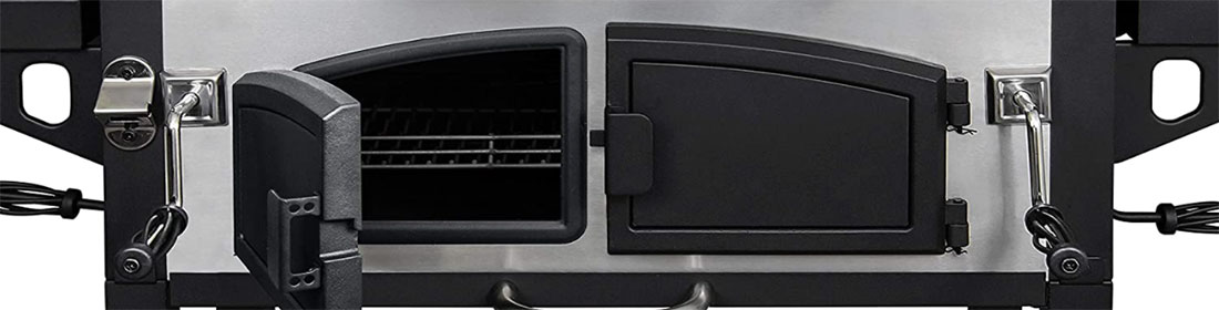 Grate Height Dyna Glo Dual Zone